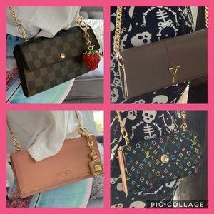 Handbags - 💕💕How Wallet Crossbody's Look💕💕